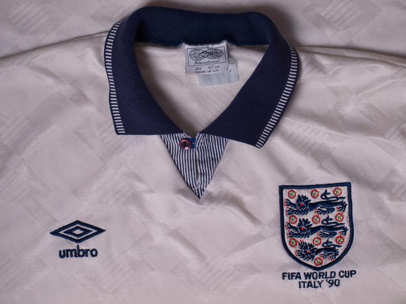 umbro england 1990
