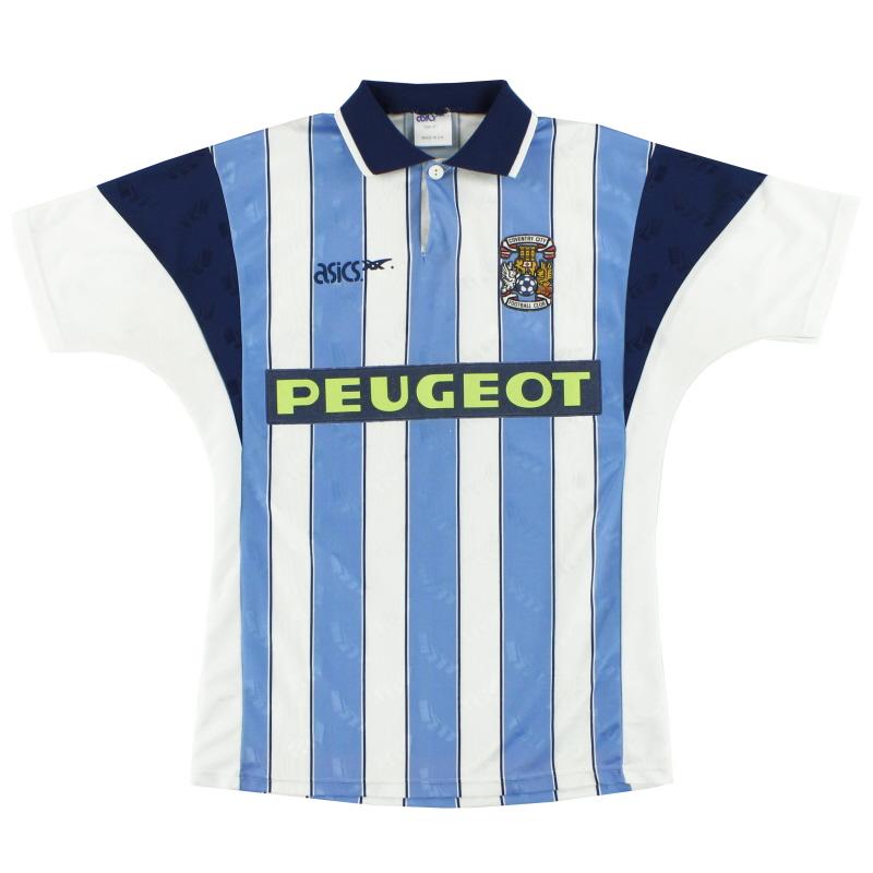 1991-92 Coventry Asics Home Shirt S