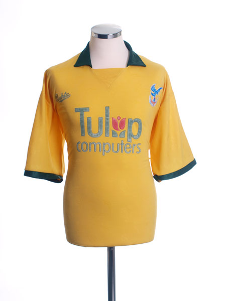 1991-92 Crystal Palace Away Shirt M