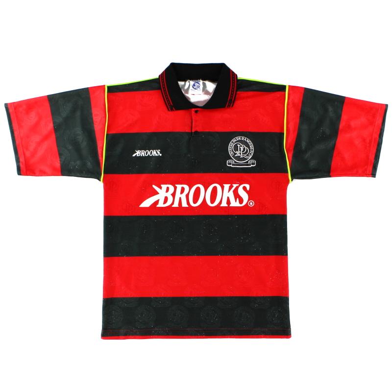 1991-92 QPR Away Shirt S