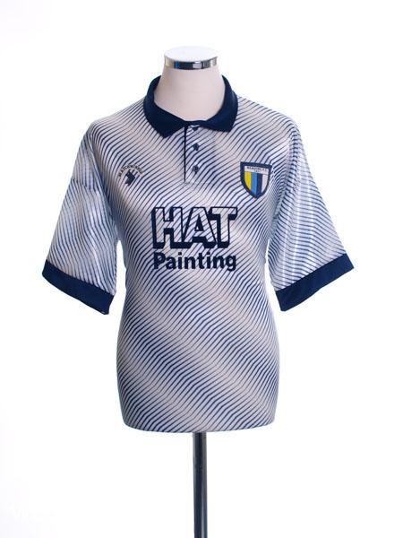1991-92 Reading Home Shirt L