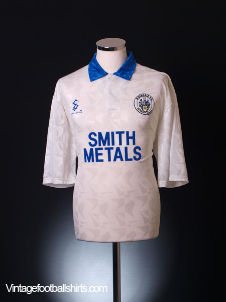 1991-92 Rochdale Third Shirt XL
