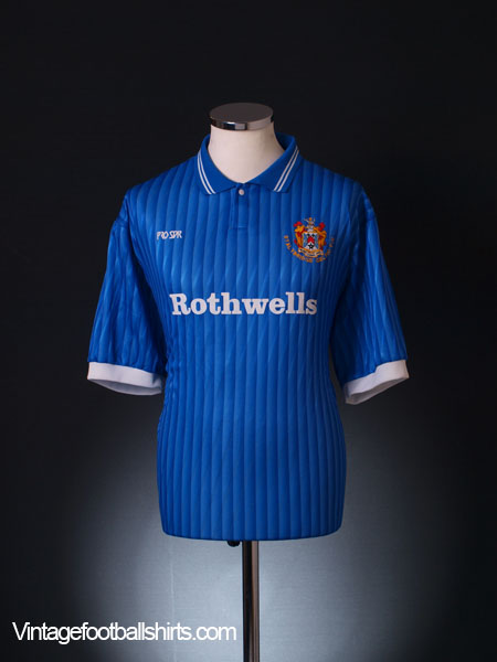 1991-92 Stalybridge Celtic Home Shirt XL