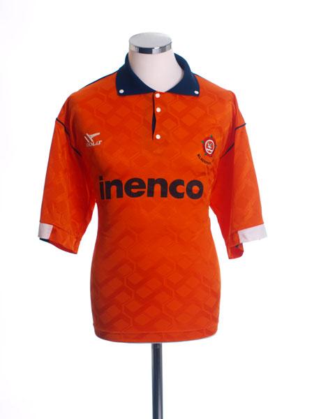 1991-93 Blackpool Home Shirt M