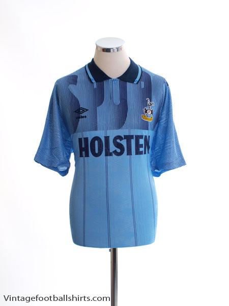 1991-94 Tottenham Third Shirt L
