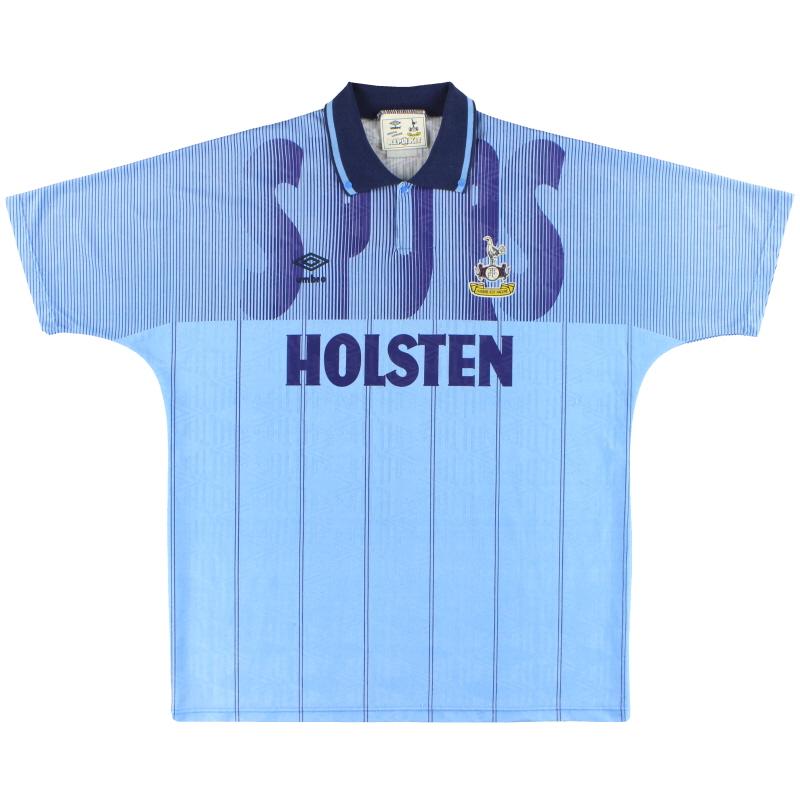 1991-94 Tottenham Umbro Third Shirt XL