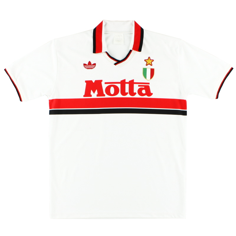 1992-93 AC Milan Away Shirt XL