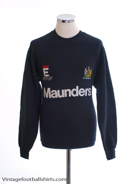 1992-93 Altrincham Training Jumper S