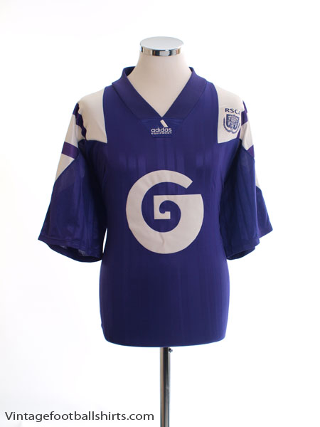 1992-93 Anderlecht Away Shirt XL