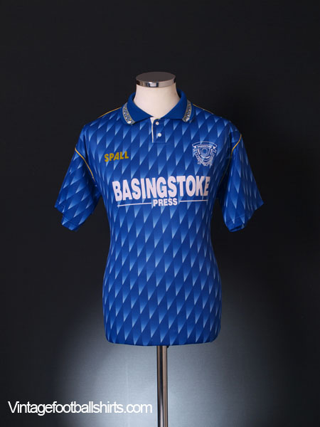 1992-93 Basingstoke Town Home Shirt M