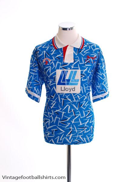 1992-93 Carlisle Home Shirt M