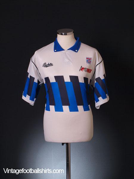 1992-93 Chicago Power Home Shirt M
