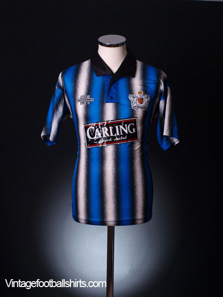 1992-93 Exeter Away Shirt M