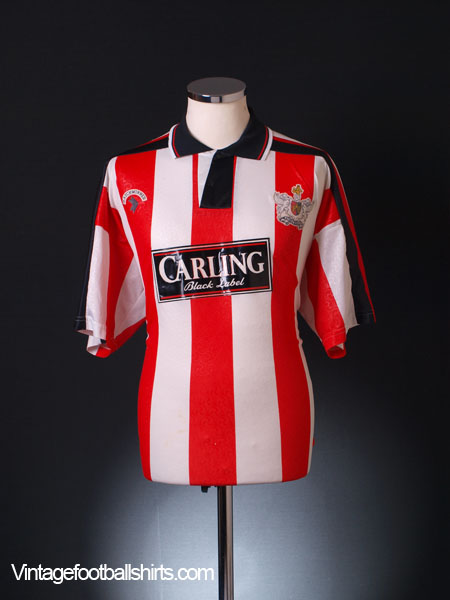 1992-93 Exeter Home Shirt XXL