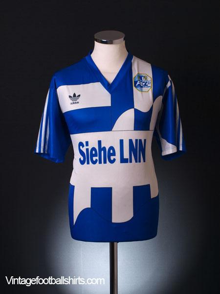1992-93 FC Luzern Home Shirt M