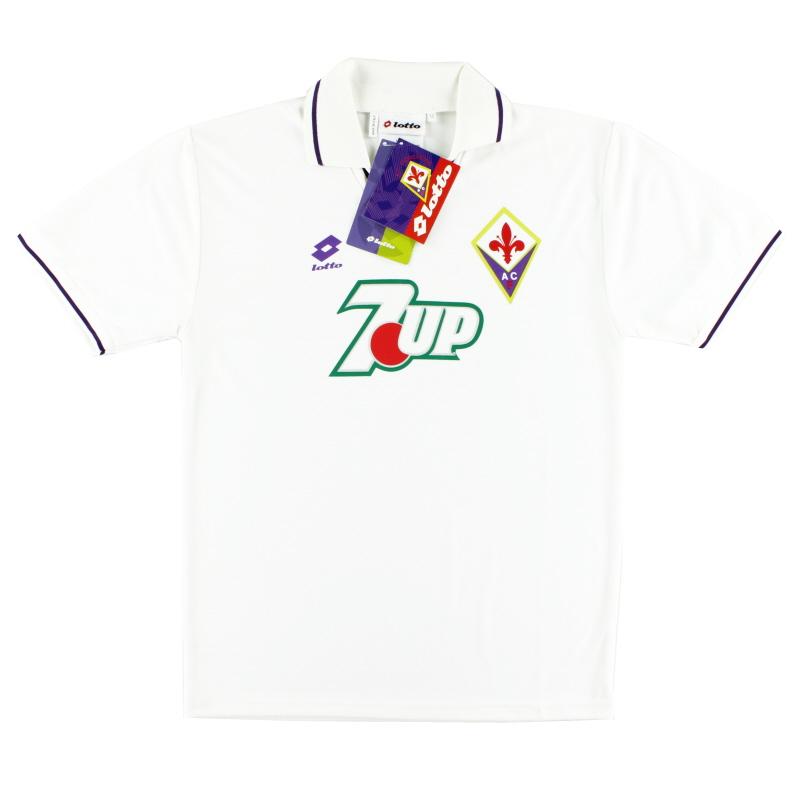 1992-93 Fiorentina Third Shirt *w/tags* M - 40803