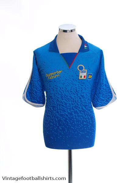 1992-93 Italy Diadora T-Shirt XL