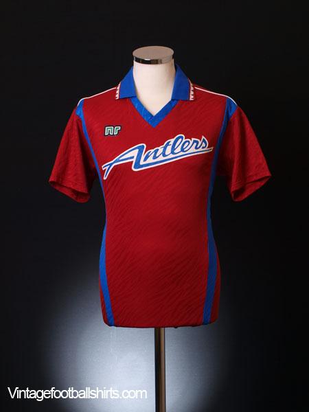 1992-93 Kashima Antlers Home Shirt M