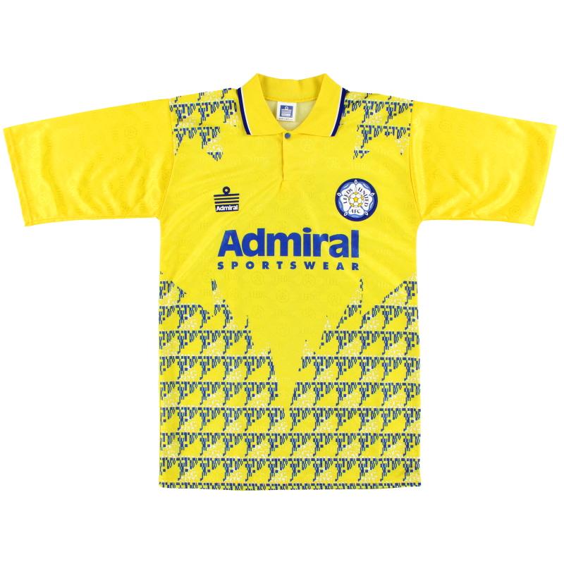 1992-93 Leeds Third Shirt *Mint* S