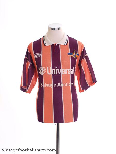 1992-93 Luton Town Away Shirt L