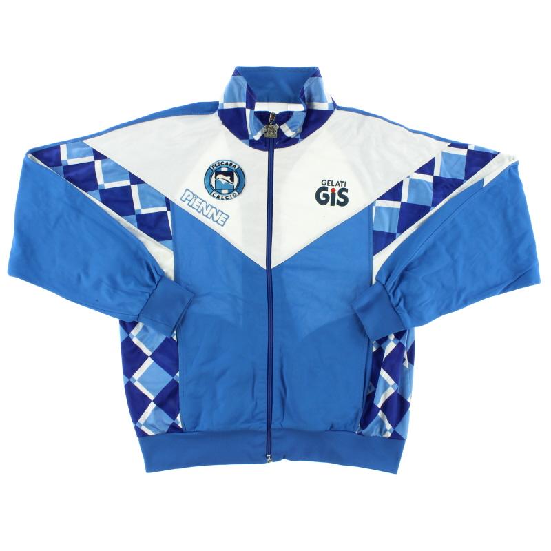 1992-93 Pescara Pienne Track Jacket L
