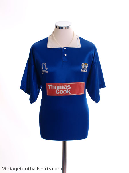 1992-93 Peterborough Home Shirt L