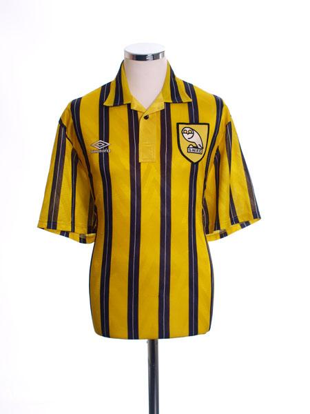 1992-93 Sheffield Wednesday Away Shirt *As New* M