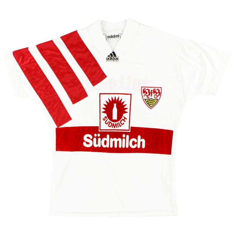 1992-93 Stuttgart Home Shirt S