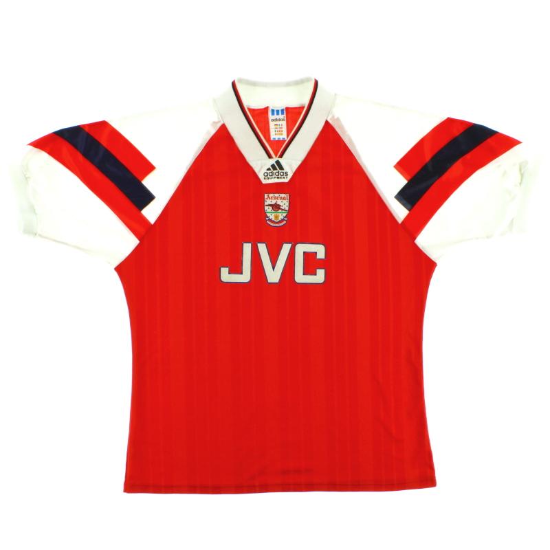 1992-94 Arsenal Home Shirt *Mint* M