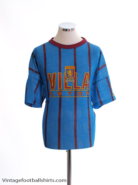 1992-94 Aston Villa Training Shirt *BNIB*