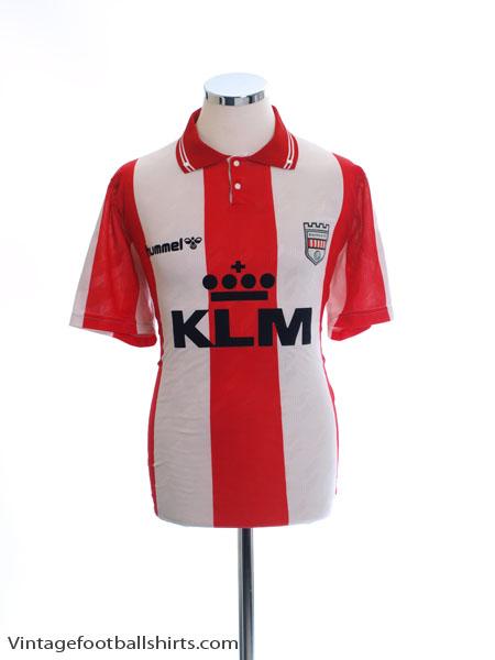 1992-94 Brentford Home Shirt M