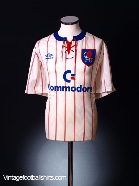 1992-94 Chelsea Away Shirt XL