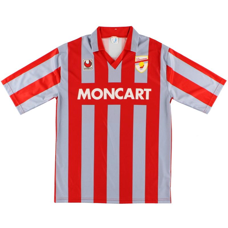 1992-94 Cremonese Home Shirt XL