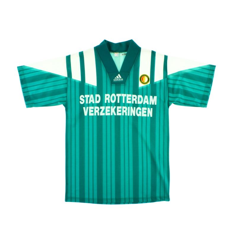 1992-94 Feyenoord Away Shirt XS