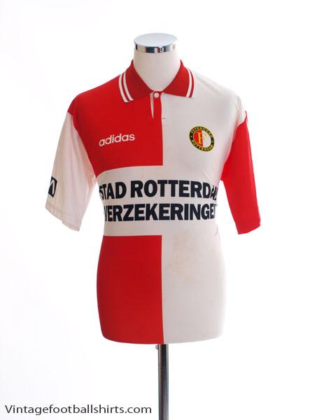 1994-96 Feyenoord Home Shirt M