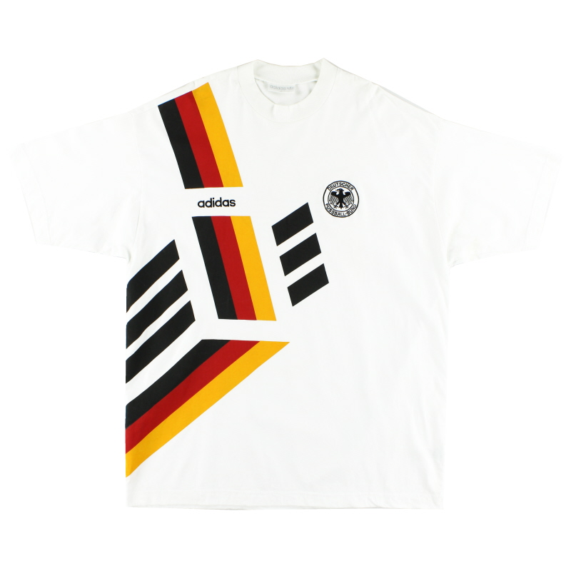 1992-94 Germany adidas Training Shirt XL