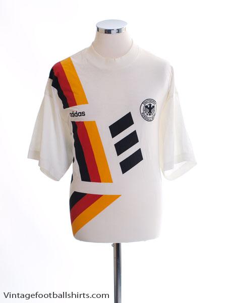 1992-94 Germany adidas Training Shirt L