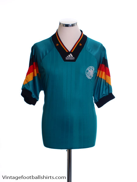 1992-94 Germany Away Shirt L