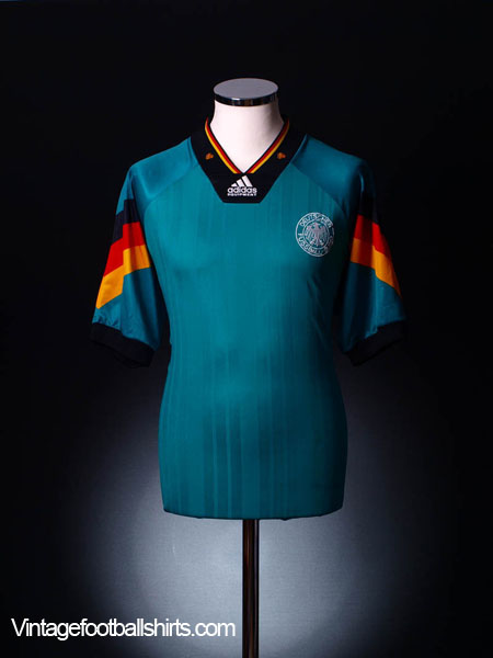 1992-94 Germany Away Shirt L.Boys