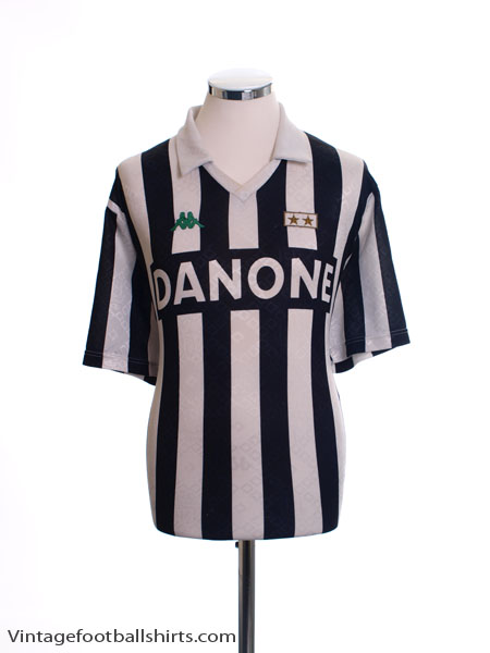 1992-94 Juventus Home Shirt #10 L
