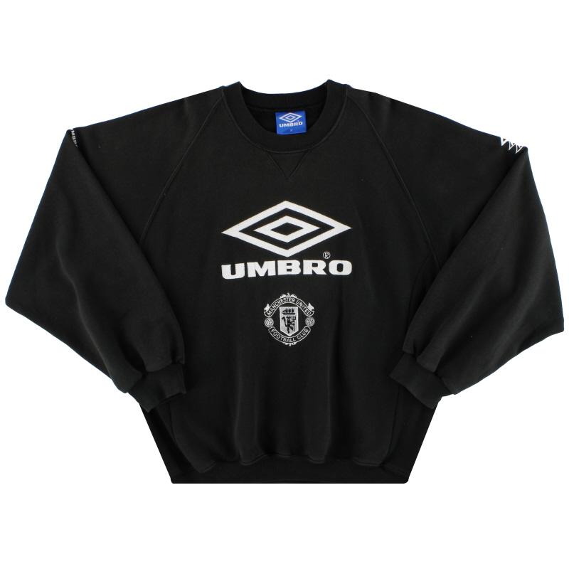 1992-94 Manchester United Umbro Sweatshirt M