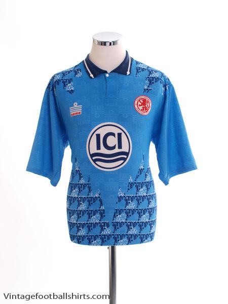 1992-94 Middlesbrough Third Shirt XL