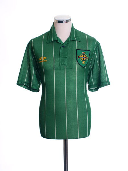 1992-94 Northern Ireland Home Shirt M