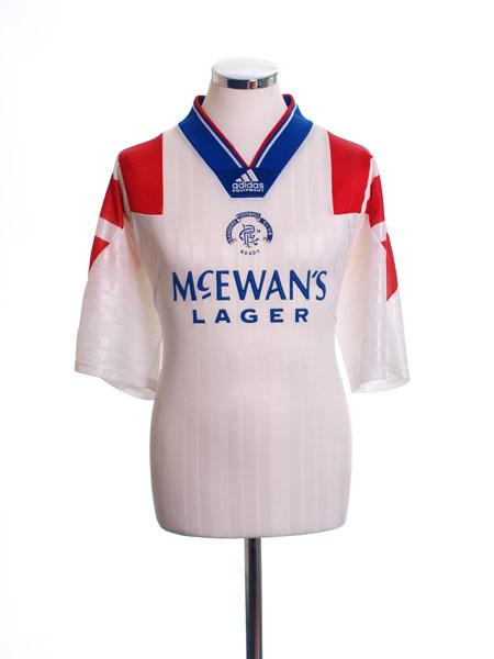 1992-94 Rangers Away Shirt L