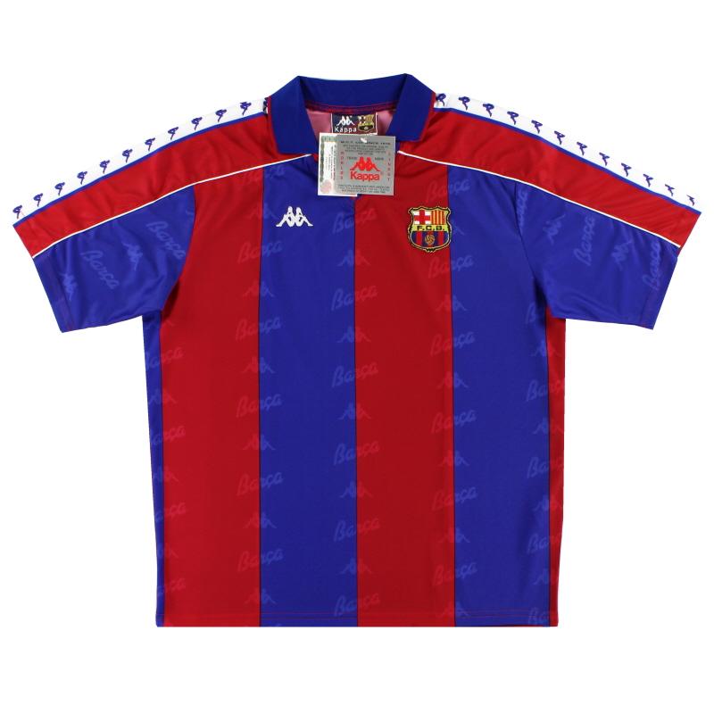 1992-95 Barcelona Home Shirt *BNIB* S - 90577