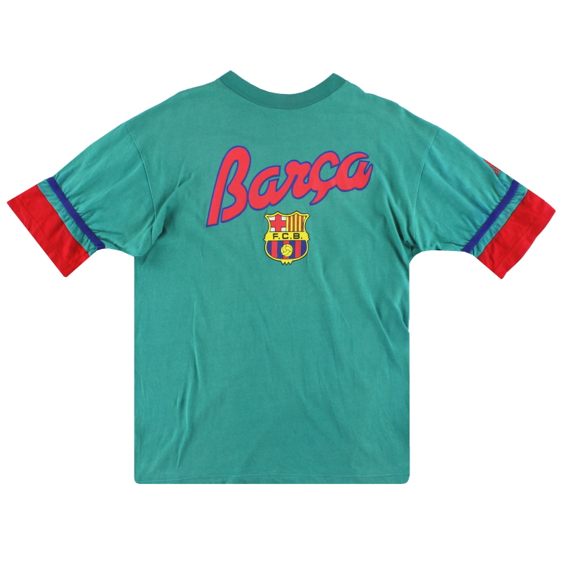 1992-95 Barcelona Kappa Tee M