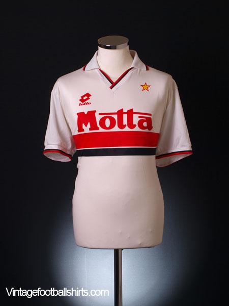 1993-94 AC Milan Away Shirt L