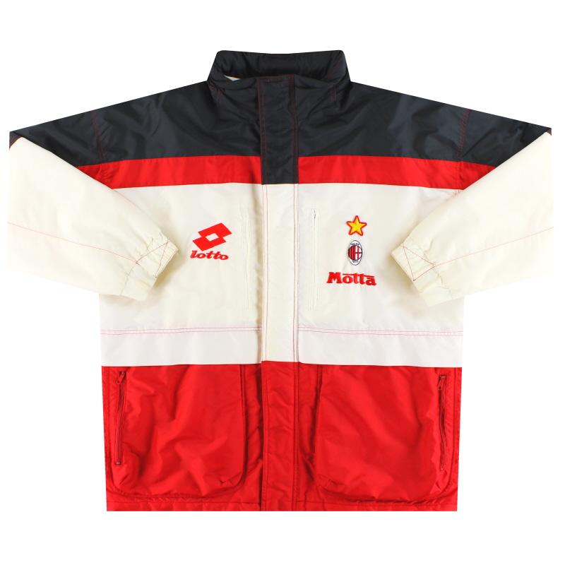 1993-94 AC Milan Lotto Bench Coat S