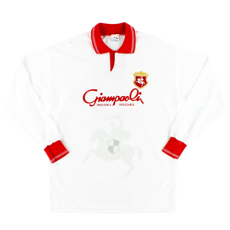 1993-94 Ancona Away Shirt #9 L/S XL