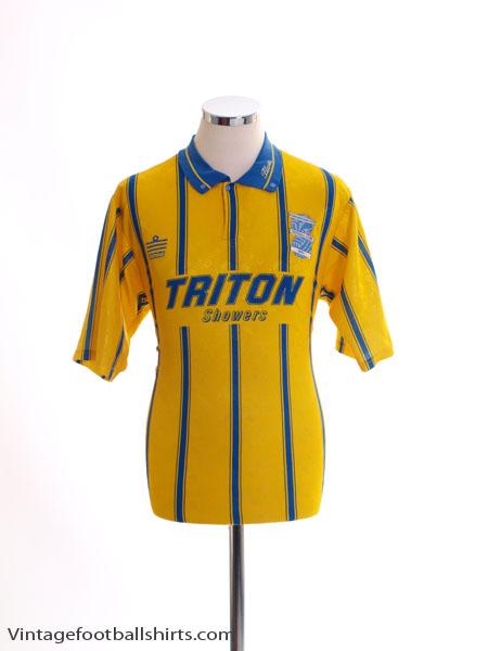 1993-94 Birmingham Away Shirt S